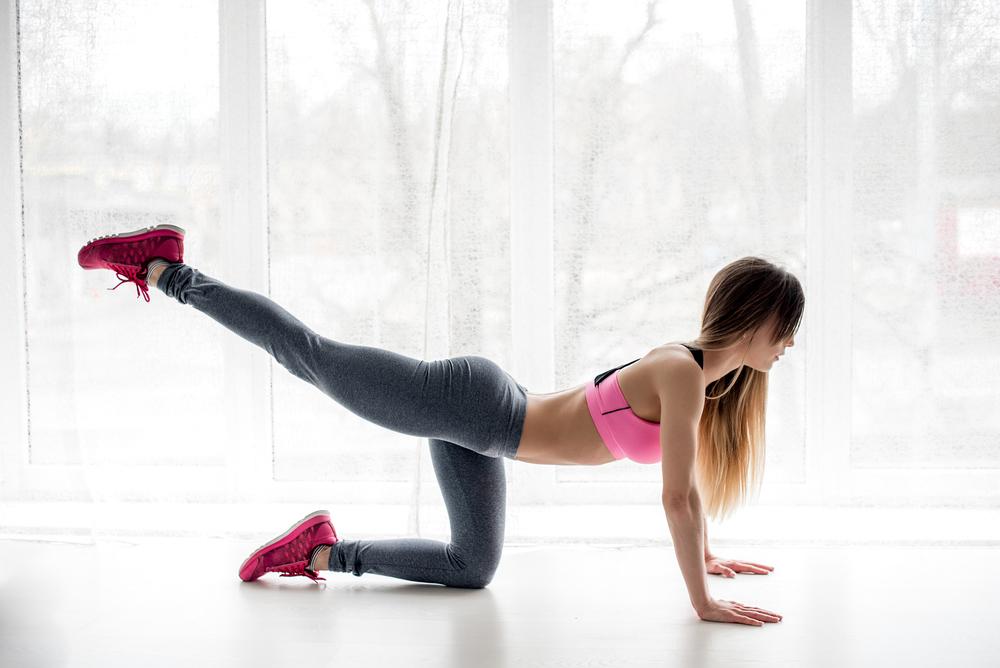Esercizi Fitness Per Cosce E Glutei Da Fare A Casa Diredonna