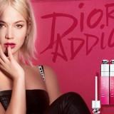 Jennifer Lawrence nella campagna Dior Addict Lip Tatoo