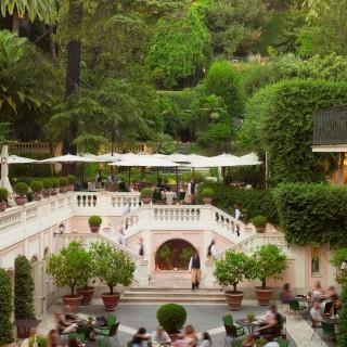 Terrazze Gourmet: la guida a roof top e giardini di Roma