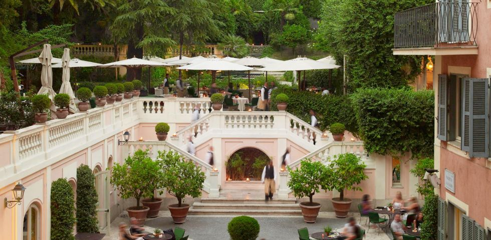 Terrazze gourmet la guida a roof top e giardini di roma for Terrazze e giardini