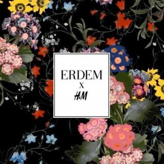Erdem x H&M: la nuova collezione limited edition