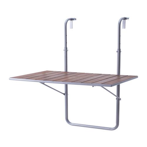 Come arredare il balcone piccolo 10 soluzioni ikea - Tavolo piccolo ikea ...