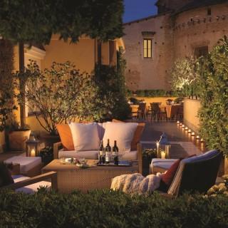 Aperitivo Roma: la Terrazza dell'Hotel Capo d'Africa