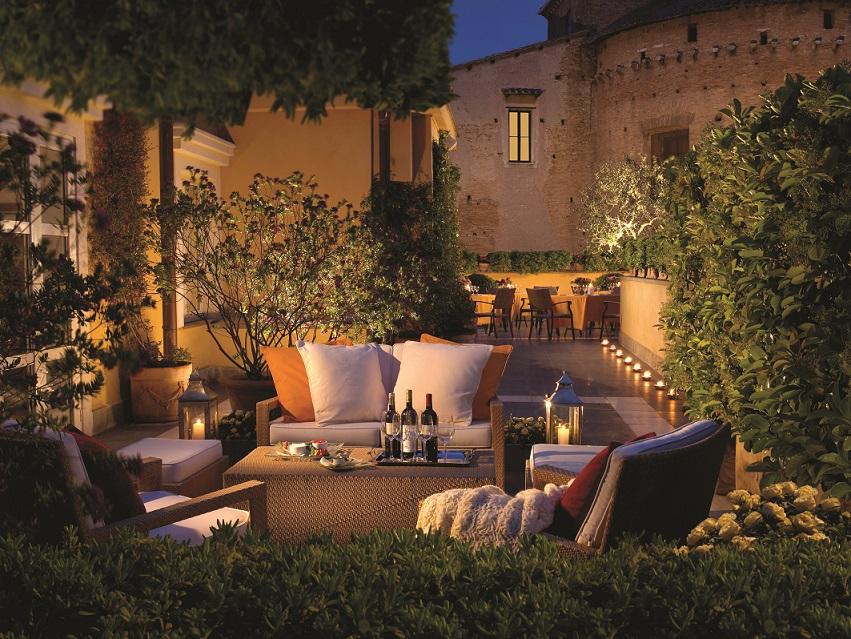 Hotel Capo D Africa Aperitivo In Terrazza Diredonna
