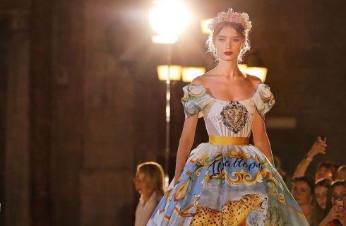 Dolce & Gabbana Alta Moda autunno inverno 2017-2018