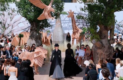 Dior Haute Couture autunno inverno 2017-2018