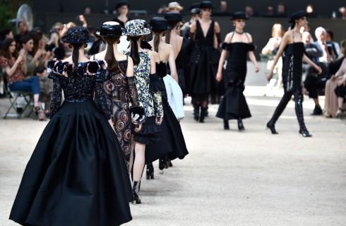 Chanel Haute Couture autunno inverno 2017-2018