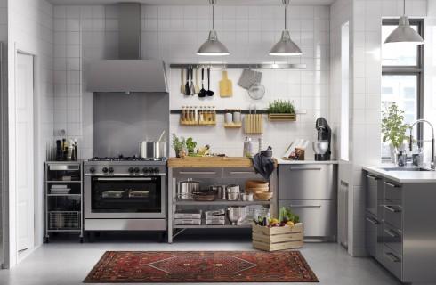 Come fare ordine in cucina: 5 soluzioni Ikea