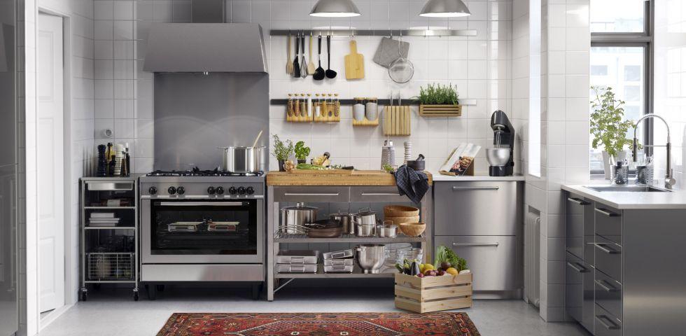 Ikea Cucina Soluzioni Creative E Funzionali Diredonna