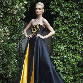 Le principesse di Renato Balestra incantano AltaRoma