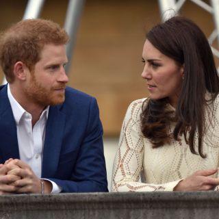 Il Principe Harry presenta Meghan Markle a Kate Middleton
