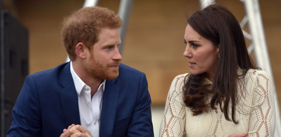 Kate Middleton: il Principe Harry le ha presentato Meghan Markle