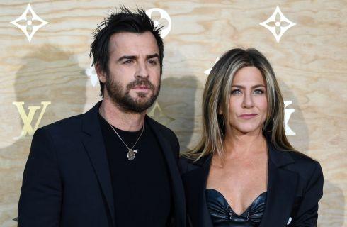 Jennifer Aniston: nessuna crisi con Justin Theroux, nonostante le presunte attenzioni di Brad Pitt