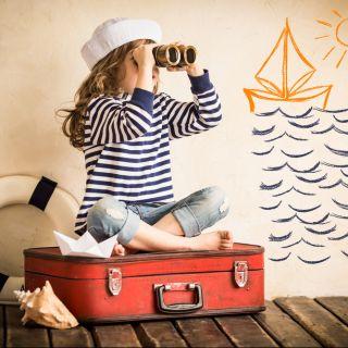 10 attività per bambini da fare d'estate
