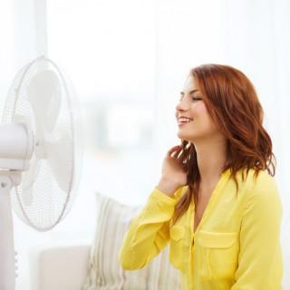 10 trucchi per sopravvivere al caldo