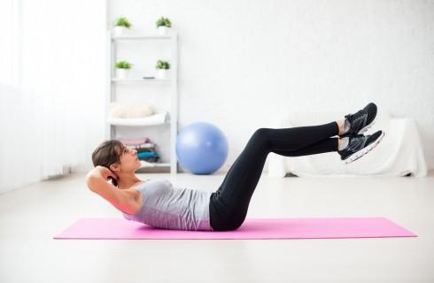 5 esercizi fisici per principianti