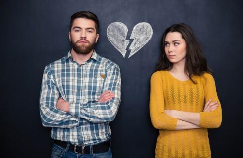 Litigi di coppia: come affrontarli