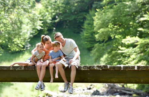 Bambini in montagna: 10 consigli per una vacanza perfetta