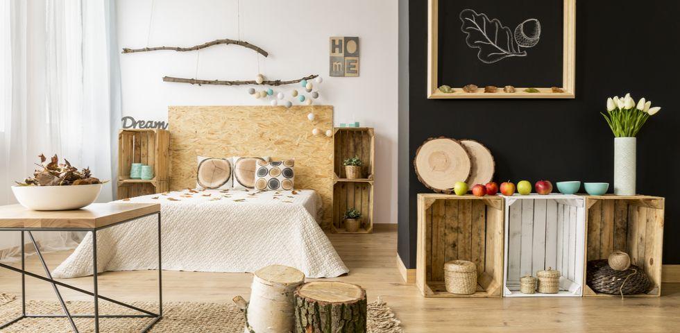 10 idee per arredare casa con il fai da te diredonna for Idee arredamento soggiorno fai da te