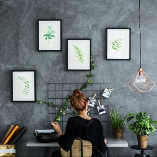 Arredare casa con le foto: 10 idee originali
