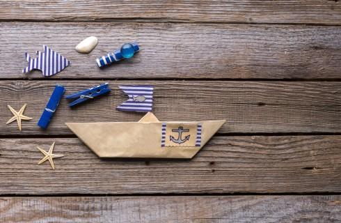 Lavoretti per bambini: 5 idee con la carta