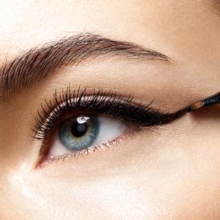I migliori pennelli per eyeliner