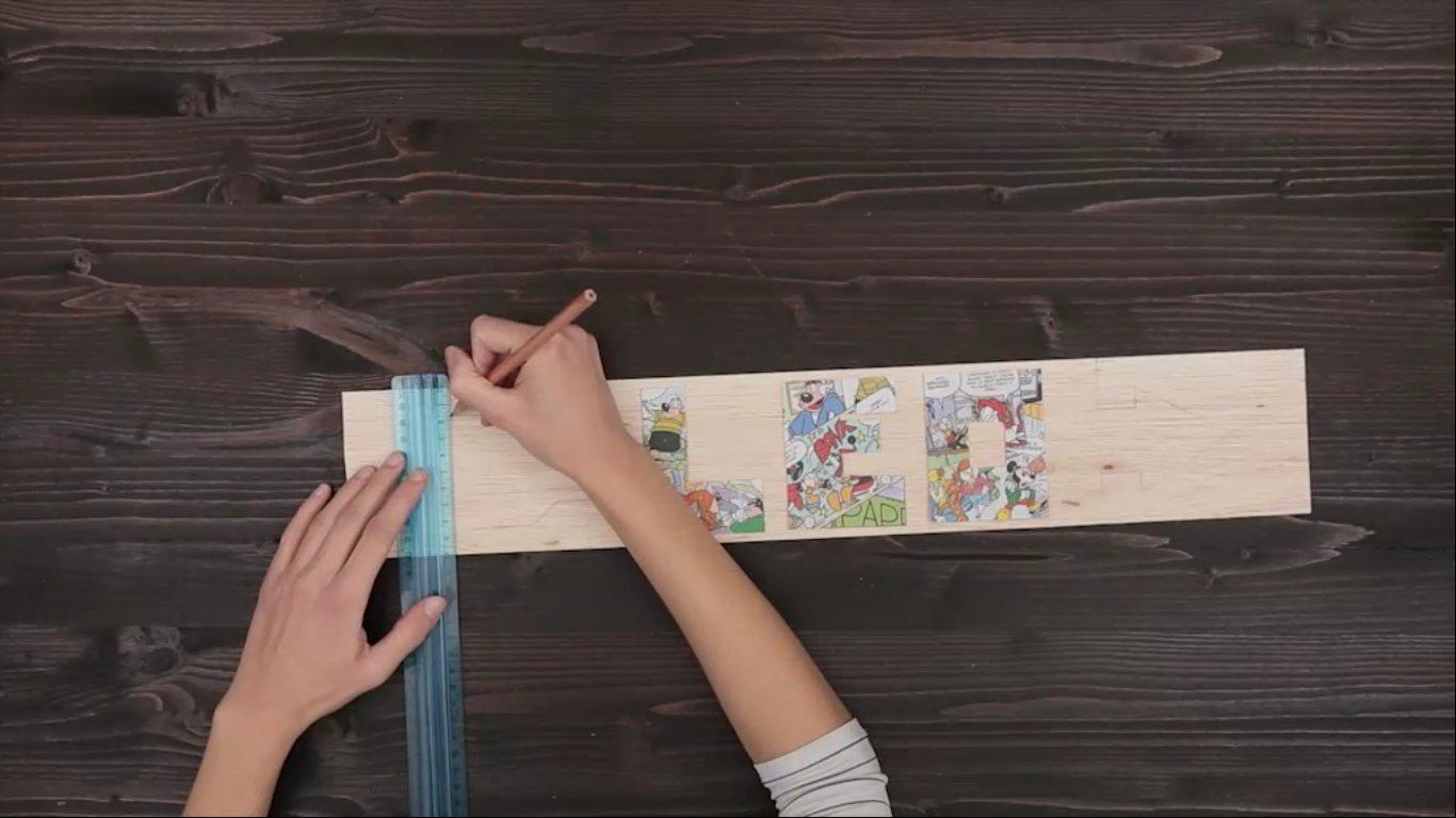 decorazioni per la cameretta dei bambini il tutorial per