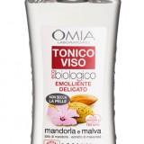 OMIA Tonico Viso Eco-Biologico con Olio di Mandorla ed Estratto di Malva 4,50 euro circa per 200 ml