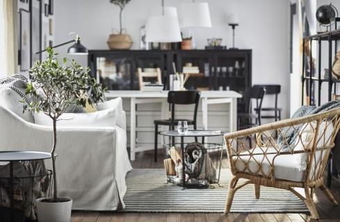 Catalogo Ikea 2018: novità soggiorno, camera da letto e cucina