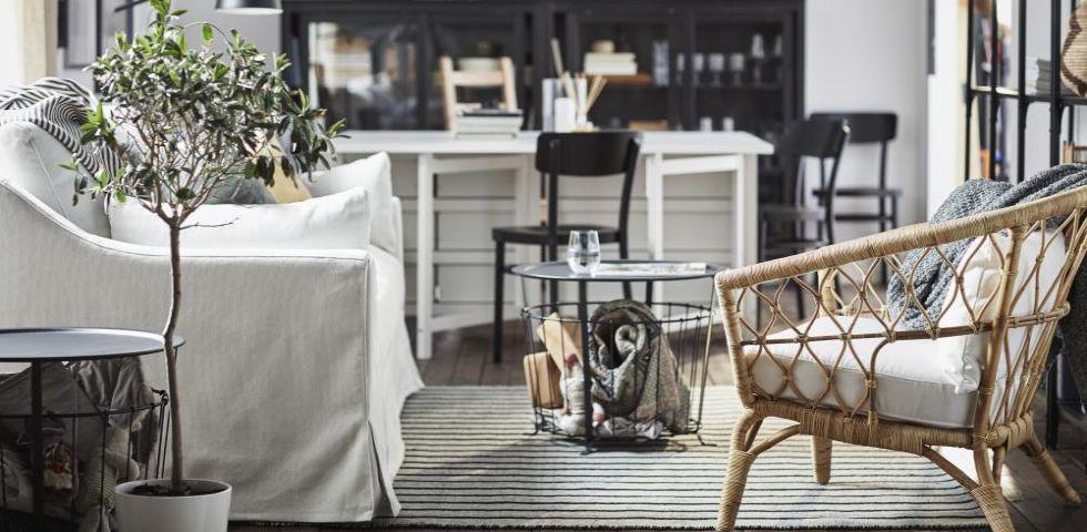 Camere da letto, soggiorno e cucina: Ikea 2018 | DireDonna