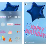 Le nuove funzioni di Instagram Stories, foto