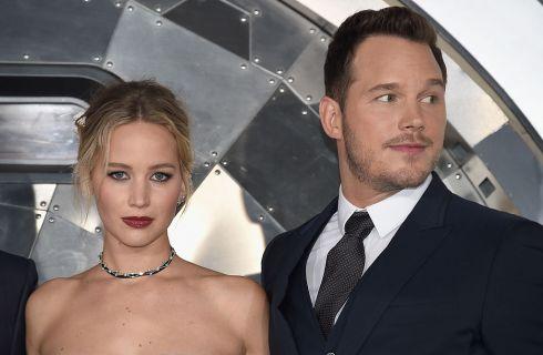 Jennifer Lawrence accusata di essere la causa della separazione tra Chris Pratt e Anna Faris
