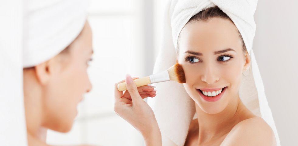 Pelle grassa 5 dritte per scegliere il make up corretto for Bagnoschiuma x pelle grassa