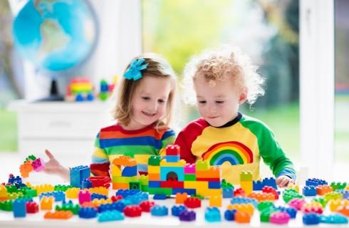 Perché giocare con i Lego fa bene ai bambini