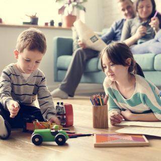 10 regole di casa per i bambini
