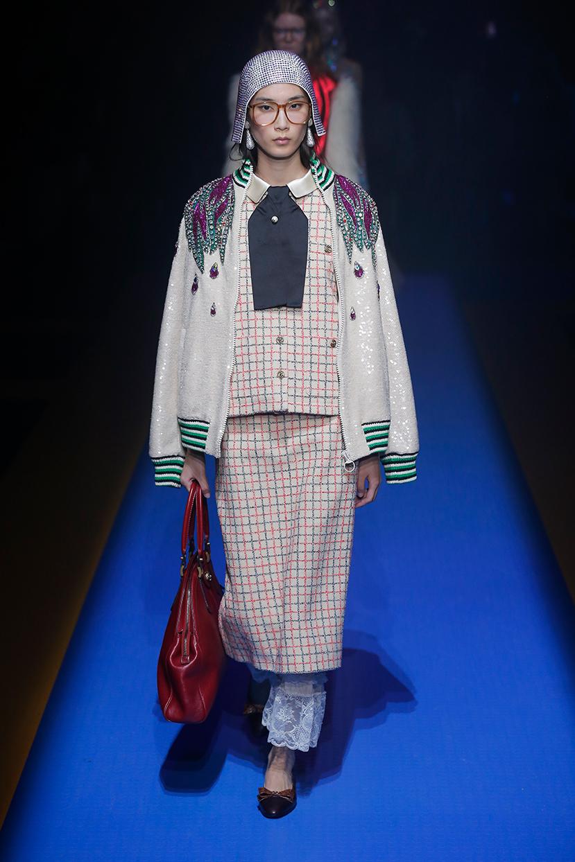 Felpa Gucci Primavera Estate 2018