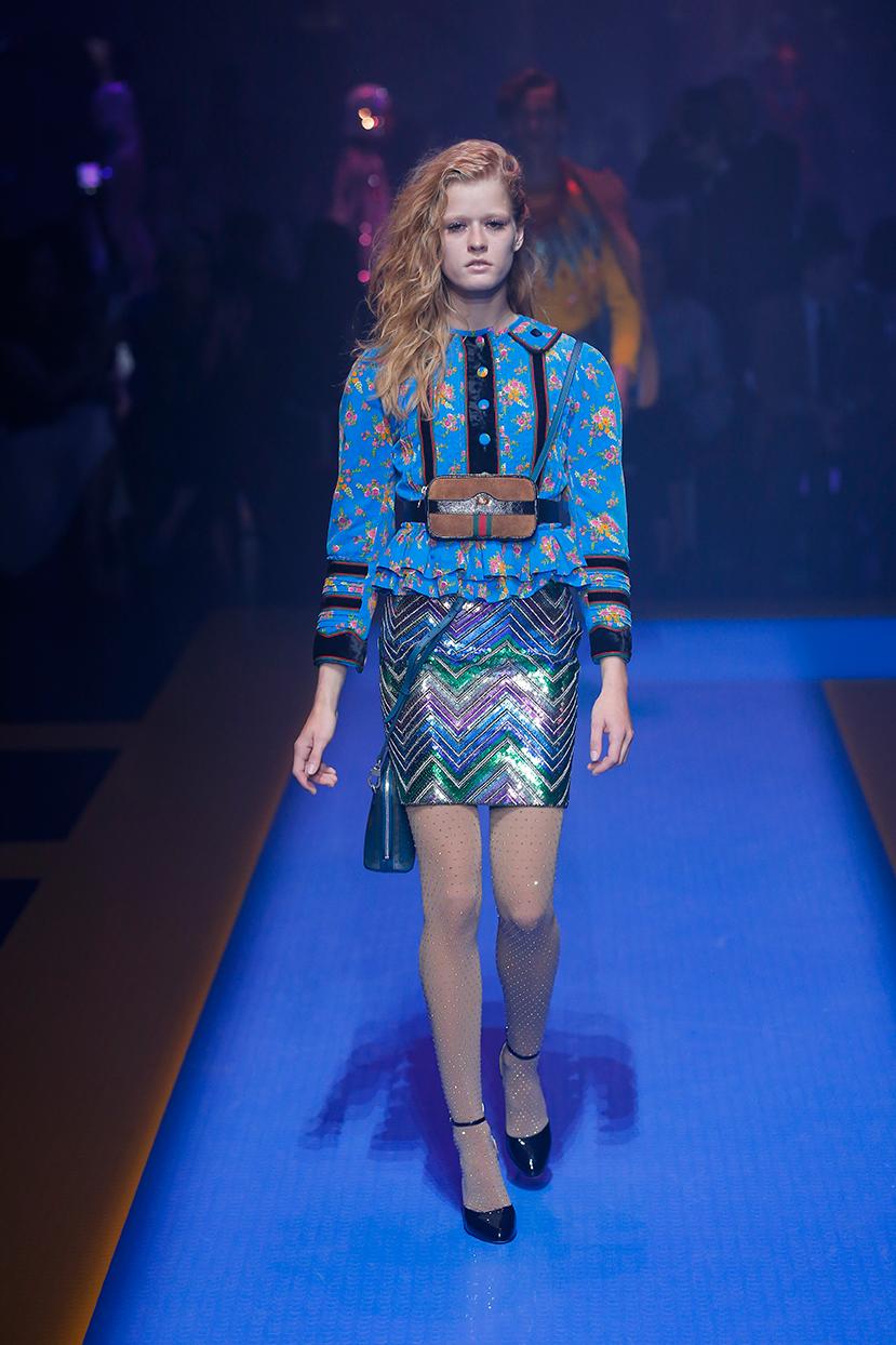 Calze Gucci Primavera Estate 2018