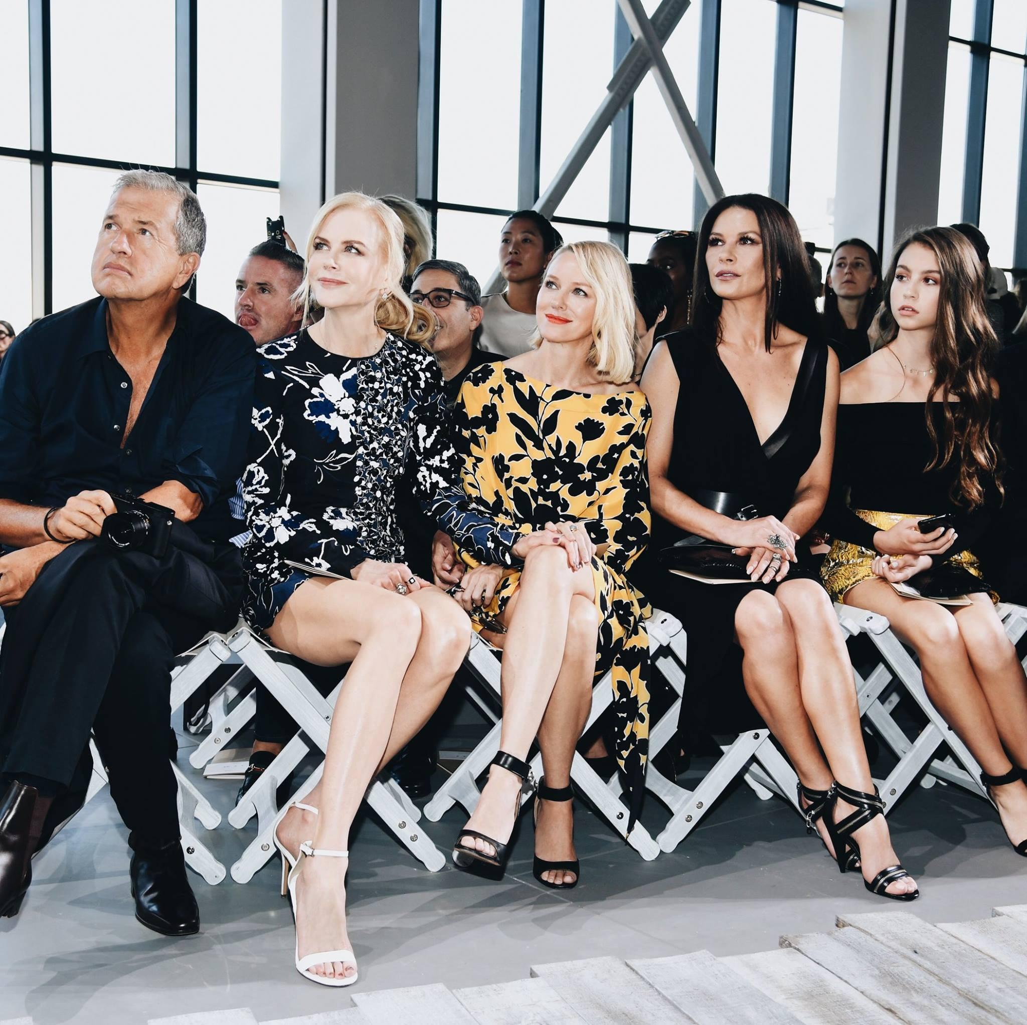 Michael Kors collezione primavera estate 2018, foto