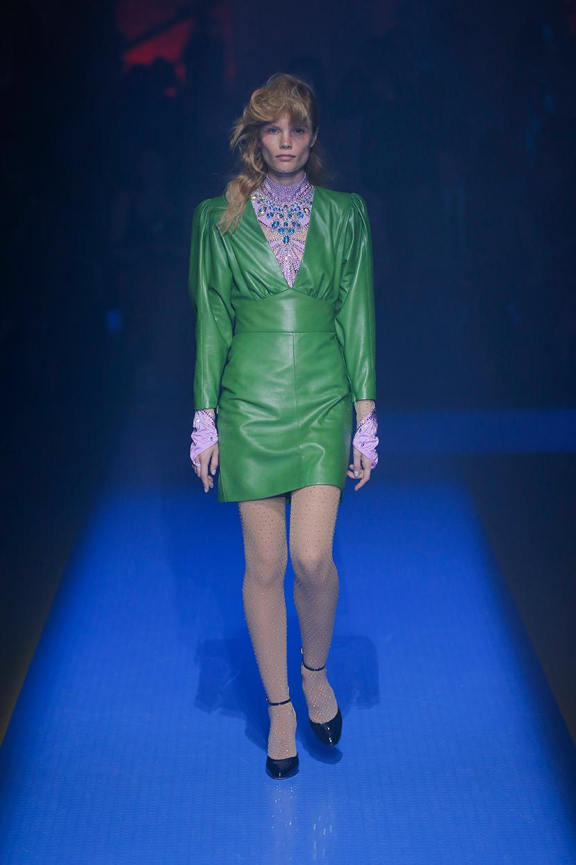 Mini dress Gucci Primavera Estate 2018