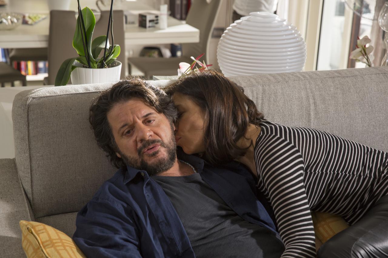 Nove lune e mezza con Claudia Gerini, foto