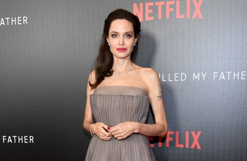 Angelina Jolie: nuovamente troppo magra a causa del divorzio da Brad Pitt?