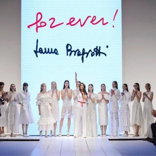 La collezione For ever Laura Biagiotti per la primavera 2018