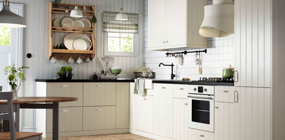 5 idee per arredare la cucina ikea diredonna for Arredare la cucina piccola