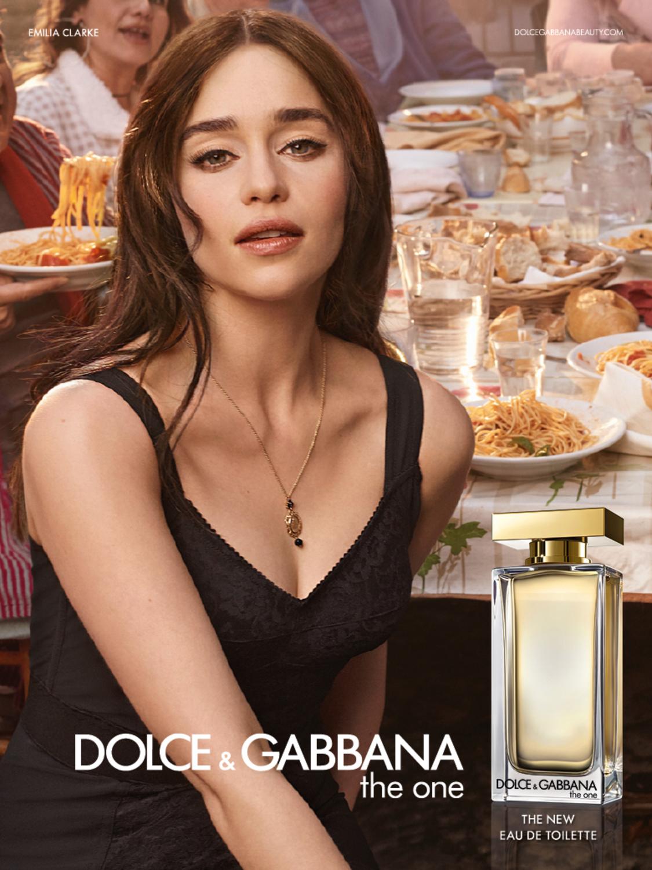 The One Eau de Toilette, la nuova fragranza di Dolce & Gabbana, foto