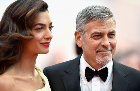 Amal a Venezia con George Clooney: fisico mozzafiato dopo la gravidanza (foto)