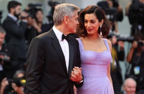 Amal Clooney: come ricreare il faux bob mostrato alla Mostra di Venezia 2017