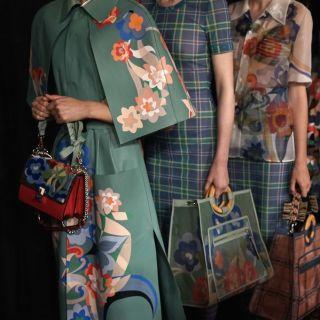 Le tendenze della primavera estate 2018 da Milano Moda Donna