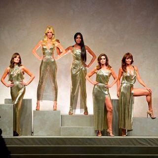Versace: omaggio a Gianni in passerella