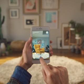 Ikea Place: la app per arredare casa con la realtà virtuale