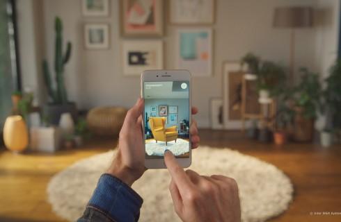 Ikea Place: la nuova app per arredare casa grazie alla realtà virtuale